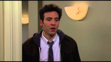 Ted Mosby gives speech to future wife